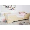 Łóżko drewniane klasyczne KING