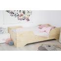 Łóżko drewniane klasyczne KAO