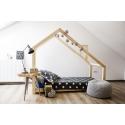 Łóżko domek drewniane Elia
