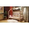 Łóżko drewniane Domek pietrowe Dori 2