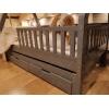 Łóżko domek drewniane dla dzieci TIPI 4