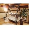 Łóżko domek drewniane dla dzieci TIPI 7